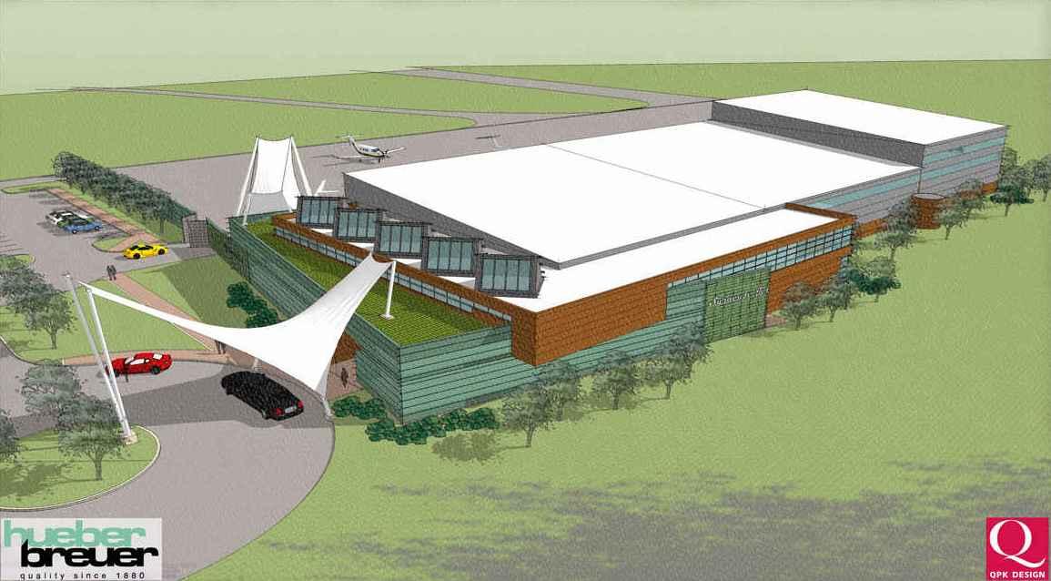 Syracuse Jet Association plans building at Hancock ...