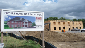 Camillus Realtyusa Which Says It Is The Largest Independent Real Estate Agency In Upstate New York Constructing A Three Story Office Building At 5110
