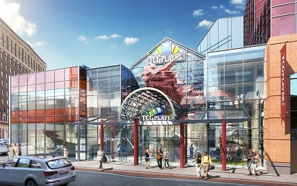 Tcgplayer unveils blueprints for new headquarters in downtown syracuse malvernweather Images