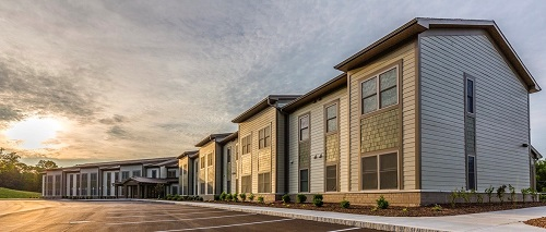 Affordable Housing Development Adjacent To The Centers At St Camillus In Geddes Has Opened It Provides 60 Homes For Age 55 And Older