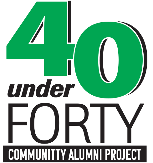 2018 40 under forty alumni blood drive