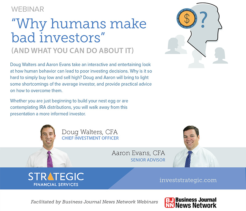 Why Humans Make Bad Investors