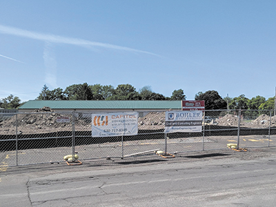 Orally Auto Part Near Me >> Construction Work Starts On O Reilly Auto Parts Store In Fulton