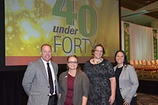 40 Under FORTY 2016