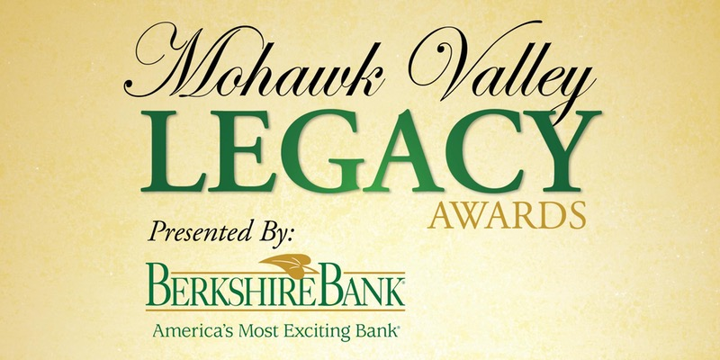 3rd Annual Mohawk Valley Legacy Awards