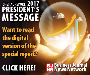 Special Report: 2017 Presidents Message