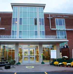 Le Moyne's Madden School announces third center of excellence