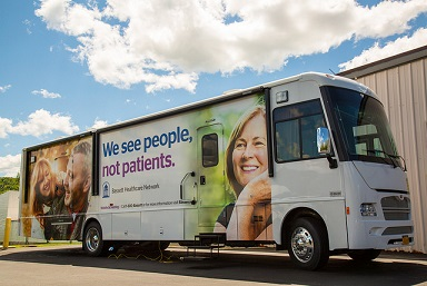 Bassett mobile cancer screening