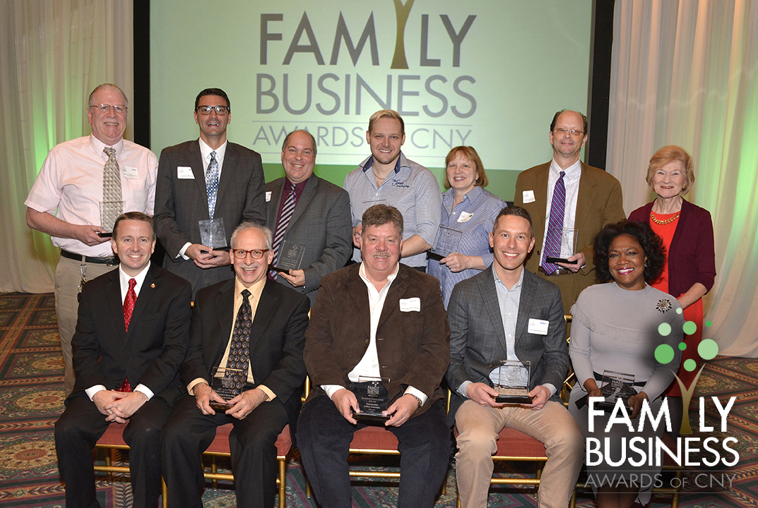 2017 Family Business Awards of CNY