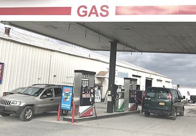 Gas prices fall in Meadville area