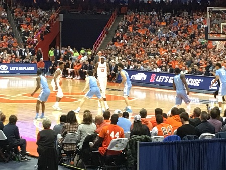 Multiple NC schools earn bids for NCAA Men's Basketball tournament