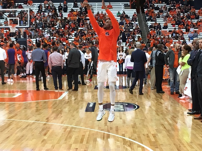 What Channel Is The Syracuse Basketball Game On Vs Colgate