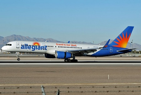 Allegiant Airlines To Begin Nonstop Memphis-Oakland Service May 30