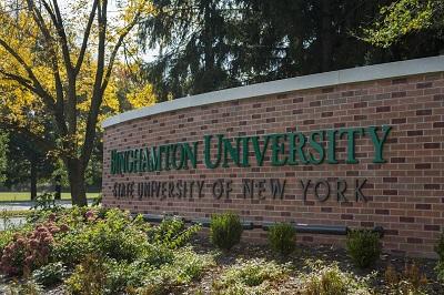 Binghamton Università hook up