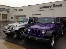 Lowery Brothers Chrysler Jeep