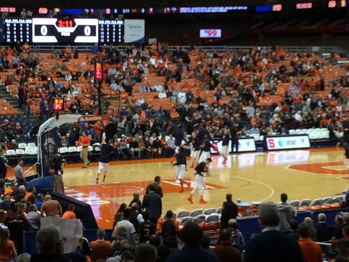 Syracuse Basketball Avoids Another Post Season Ban